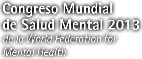Congreso Mundial de Salud Mental 2013